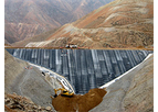 Bituminous Geomembrane for Waterproofing Civil Engineering Structures