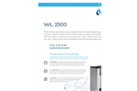 Waterlogic - WL 2500 - Premium Water Dispenser - Brochure