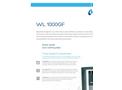 Waterlogic - WL1000GF - Premium Water Dispenser - Brochure