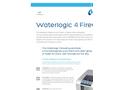 Waterlogic 4 Firewall - WL4FW - Premium Water Dispenser - Brochure