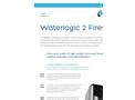 Waterlogic 2 Firewall - WL2FW - Premium Water Dispenser - Brochure