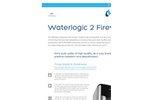 Waterlogic 2 Firewall - WL2FW - Premium Water Dispenser - Brochure