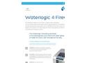 Waterlogic - WL4 - Premium Water Dispenser - Brochure