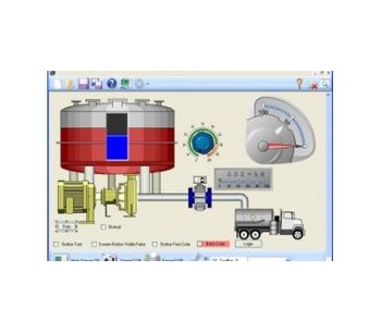 WinTr - Advanced SCADA Software for Monitoring and Saving Datas