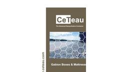 CeTeau - Gabions Brochure