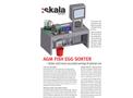 Skala-Maskon - Model AGM - Fish Egg Sorter