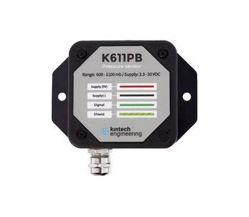 Kintech Engineering - Model K611PB - Pressure Sensor