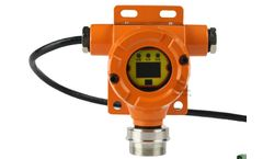 Model QB10N Type - Combustible Gas Detection Alarm