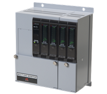 Model RM-5000 series - Multi-channel Gas Monitoring System