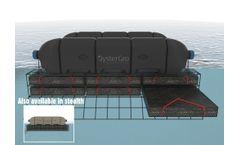 OysterGro - Model ProFlo - Oyster Farming System