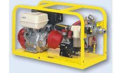 Aqua-Loc - Hydrostatic Test Pumps High Volume