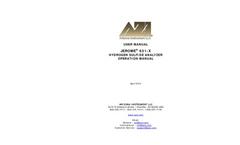 Jerome 631-X Hydrogen Sulfide Analyzer - Operation Manual
