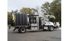 Camel - Model 900 Max Series - Combination Sewer Cleaner