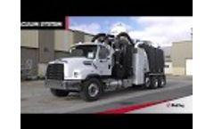 Mud Dog Vacuum Excavator - Video