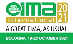 EIMA International, appointment in October