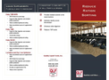 Reduce Ration Sorting Brochure