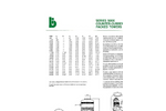 Series 5000 - Counter-Current Packed Towers Datasheet
