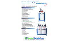 Rightmatch - Model 100 - Chemical Dosing Systems Brochure