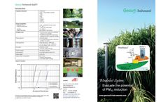 Genius5 Windselect - Source Sampling System - Brochure