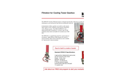 Filtration for Cooling Tower Gearbox Brochure