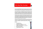 Hilco Bag Filter Housings Brochure