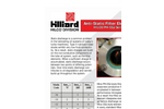 HILCO PH-CGJ Series - Anti Static Filter Elements - Brochure