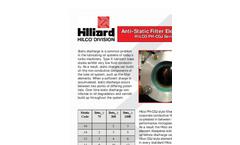 Hilco - Model PH-CGJ - Anti Static Cartridge - Brochure