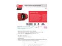 Hilliard M200H - Brake Caliper - Datasheet