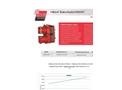 Hilliard M900SH Brake Caliper - Technical Datasheet