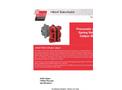 Hilliard A400-T400 AS - Caliper Brake - Technical Datasheet