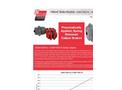 Model A300-T200 AS - Caliper Brake - Datasheet