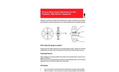 Hilliard Wheel Clutch Drive System - Brochure