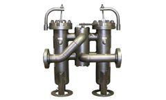 HILCO - Custom Design Duplex Liquid Filter