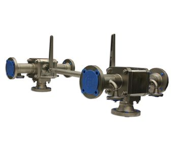 HILCO - Model 3/6 Way - Ball Valves
