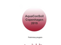 13th International AquaConSoil Conference 2015 - Detailed Programme