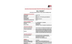 Sea-Therm - Infrared Temperature Sensor Brochure