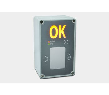 Model STX 1000 - Rfid Card Reader for Vehicle Weighing Systems