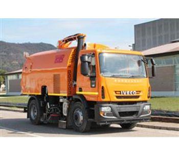 Autobren - Model TS7 - Road Sweeper