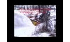 Italclean europe spazzaneve sgombraneve snow removal professional- Video