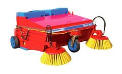 Italclean - Model BSP - Carried and Towed Sweepers