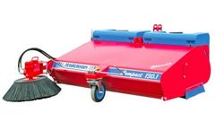 Compact - Carried and Towed Sweepers