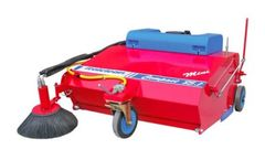 Mini-Compact - Carried and Towed Sweepers