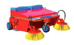 Italclean - Model BASIC - Carried and Towed Sweepers