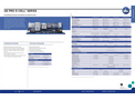Model Pro E-Cell Series - Reverse Osmosis Machines Brochure