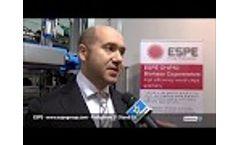 Intervista ESPE per TG Progetto Fuoco 2016 Video