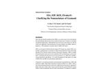 EIA, EIP, KEE, Elvaloy®: Clarifying the Nomenclature of Geomembranes