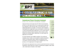 Geomembranes/Primary & Secondary Containment - Product Sheet