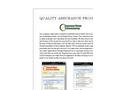 Quality Assurance Brochure