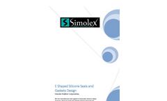 E – Shaped Seals & Gaskets Brochure