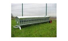Cormac - Model 8ft - Double Sided Lamb Creep Feeder